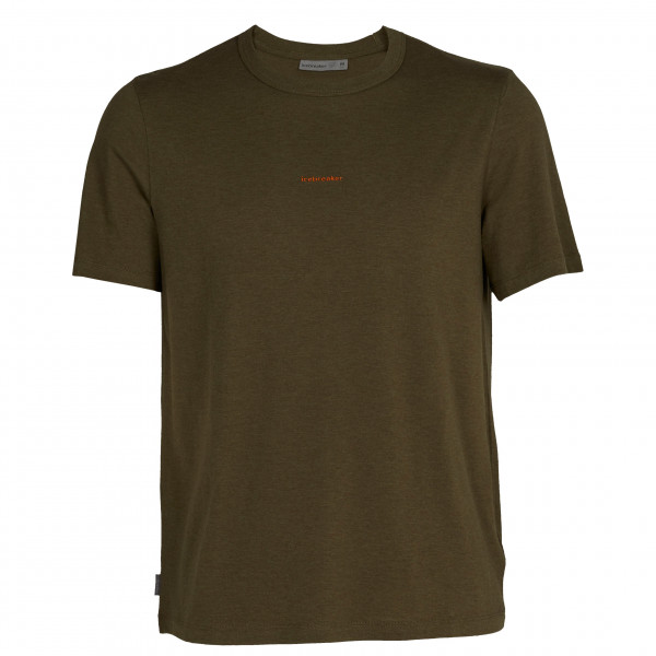 Central S/S Tee - Merino shirt