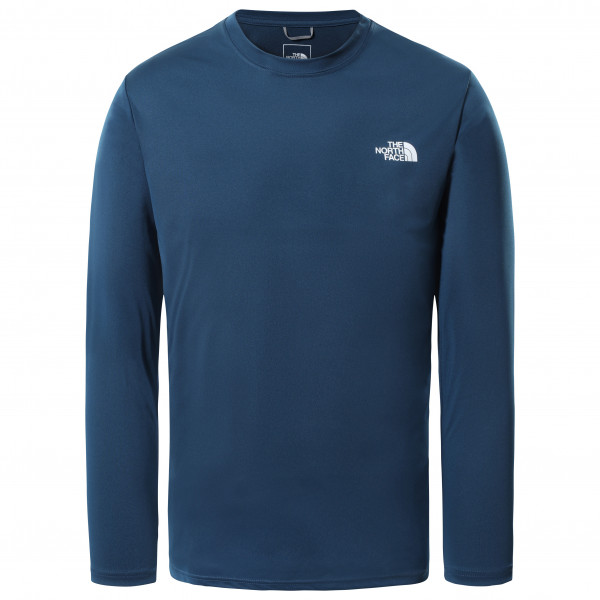 The North Face - Reaxion Amp L/S Crew - Funktionsshirt