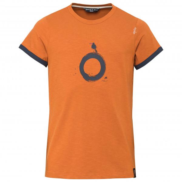 Retro Hirschkrah Zen T-Shirt