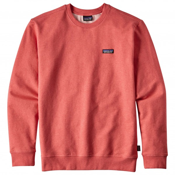 Patagonia - P-6 Label Midweight Crew Sweatshirt - Jerséis