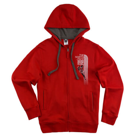 The North Face - Climber Full Zip Hoodie