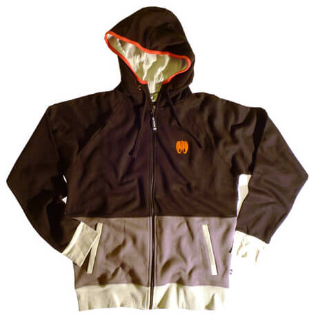 Monkee - Hooded Jacket - Zip-Hoody
