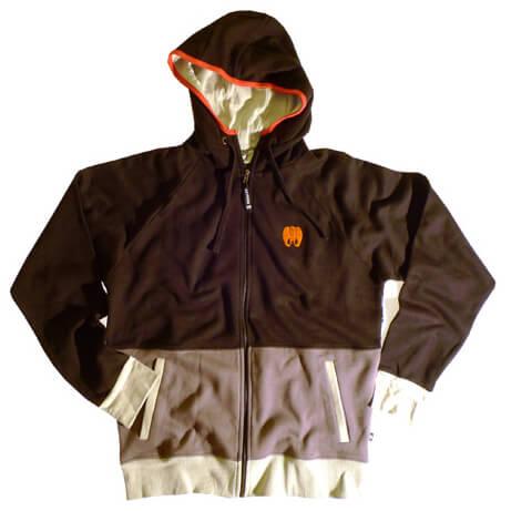 Monkee - Hooded Jacket - Zip-Hoody