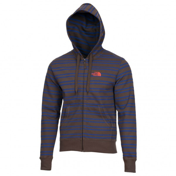 The North Face - Stripe Heritage Full Zip Hoodie