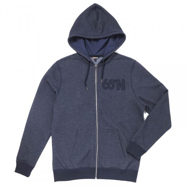 66 North - Logn Zipped Sweat - Veste zippée à capuche