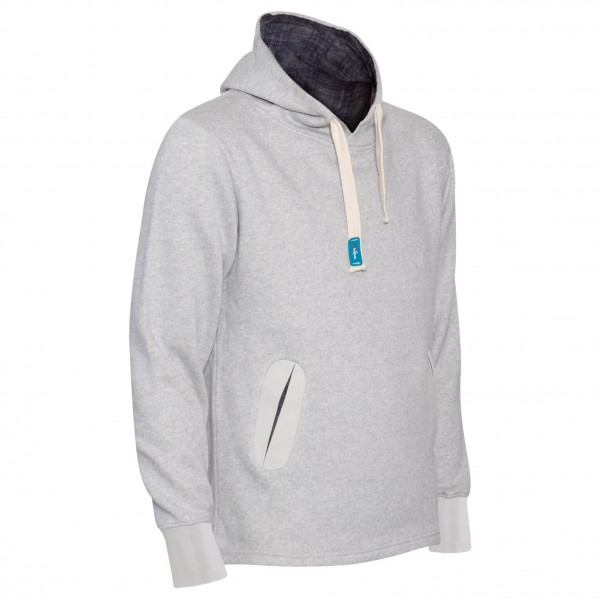 Chillaz - Stew's Hoody Grey Melange