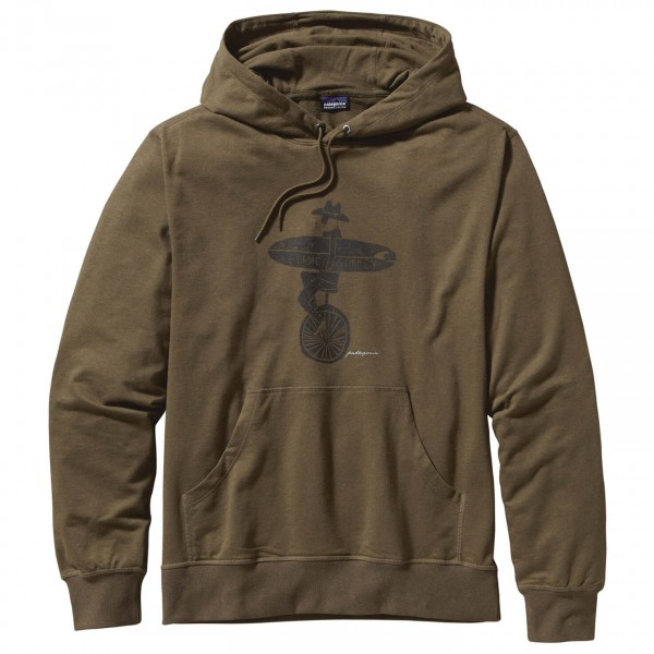 Patagonia - Lightweight Hooded Monk Sweatshirt - Hoodie