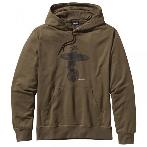 Patagonia - Lightweight Hooded Monk Sweatshirt