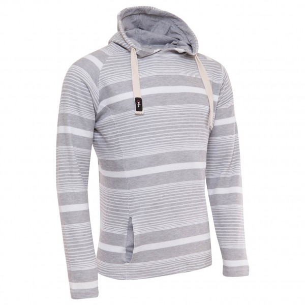 Chillaz - Snuggle Hoody Stripes - Pull-over à capuche