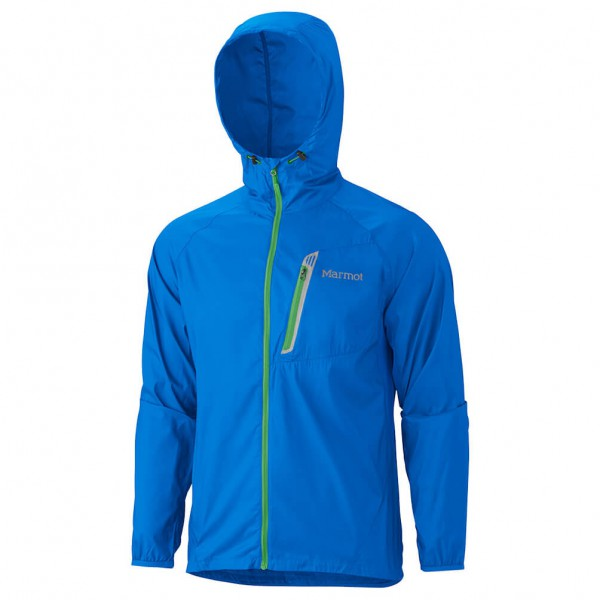 Marmot - Trail Wind Hoody - Wind jacket