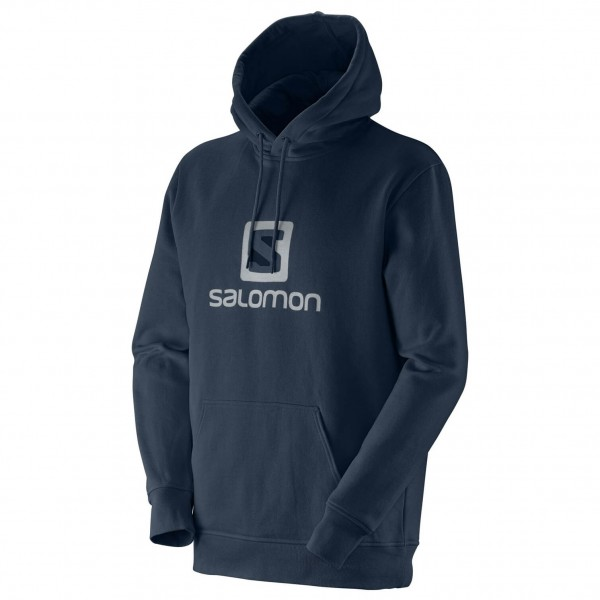 Salomon - Logo Hoodie - Pull-over à capuche