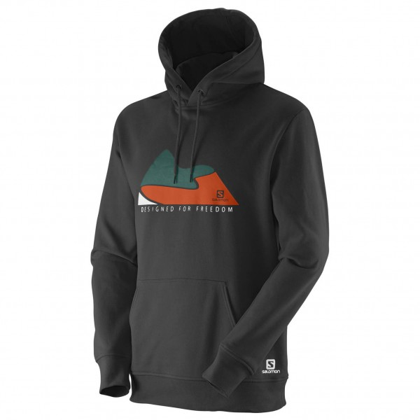 Salomon - Mountain DFF Hoodie - Pull-over à capuche