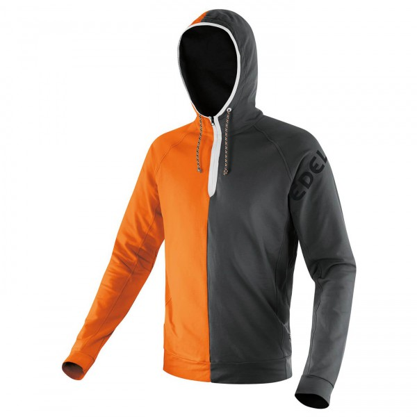 Edelrid - Summer Halfzip Hoody - Pull-over à capuche