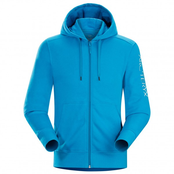 Arc'teryx - Word On End Full-Zip Hoody - Hoodie