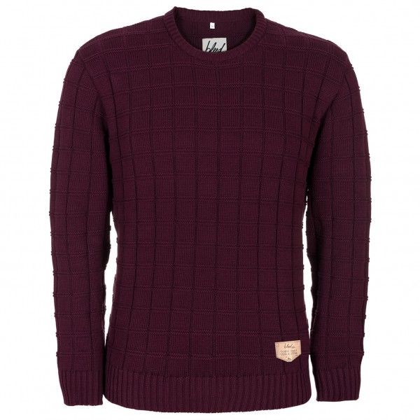 Bleed - Square Jumper - Pullover