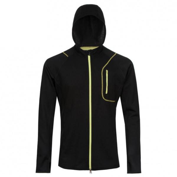 Engel Sports - Hood Jacket L/S - Ulljakke