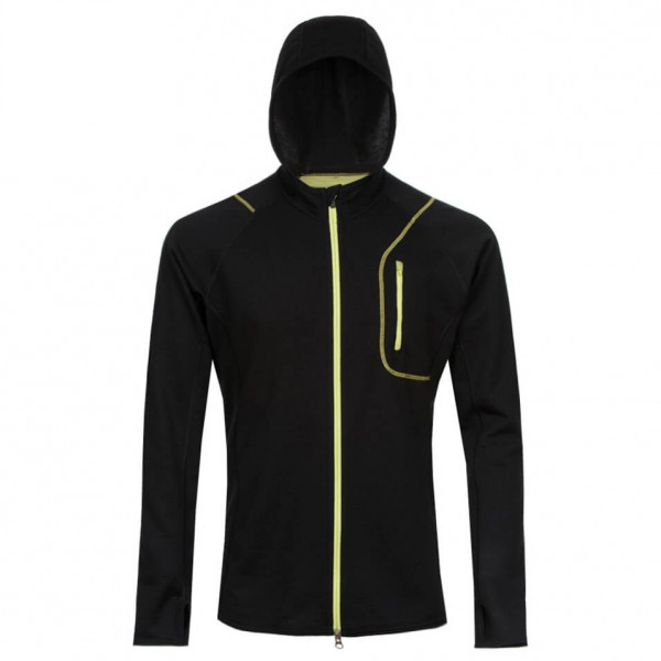 Engel Sports - Hood Jacket L/S - Wolljacke