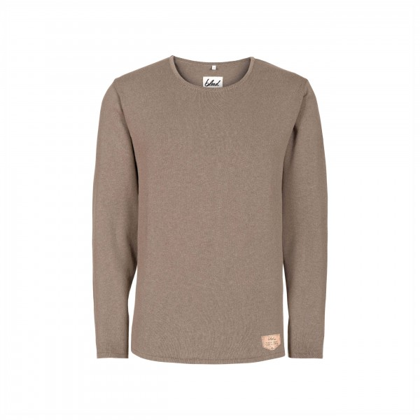 Bleed - Knitted Linen Jumper - Pull-overs