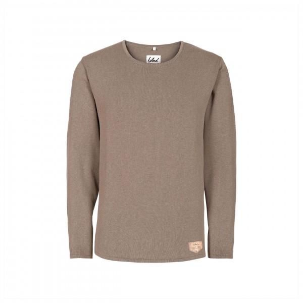 Bleed - Knitted Linen Jumper - Pullover