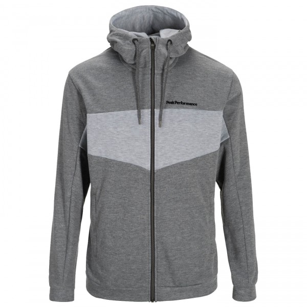 Peak Performance - Structure Zip Hood - Hoodie