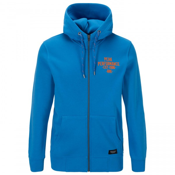 Peak Performance - Sweat Zip - Hoodie