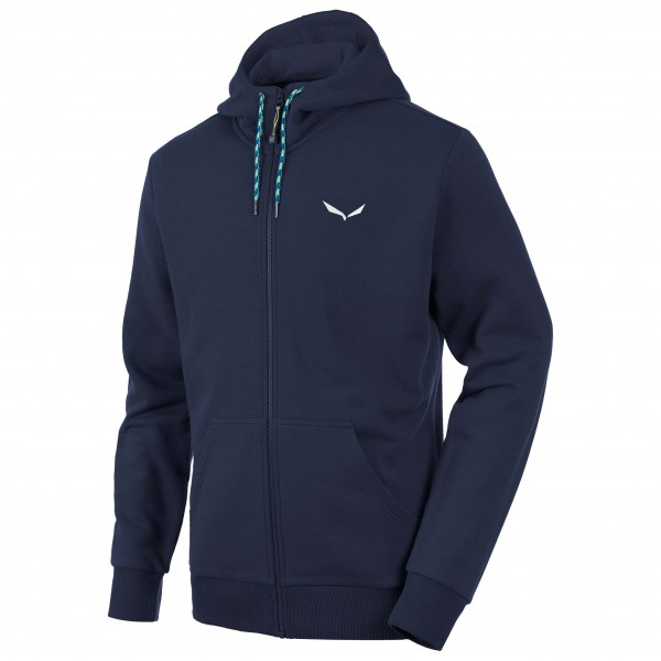 Salewa - Solidlogo 2 Cotton Full-Zip Hoody - Hoodie