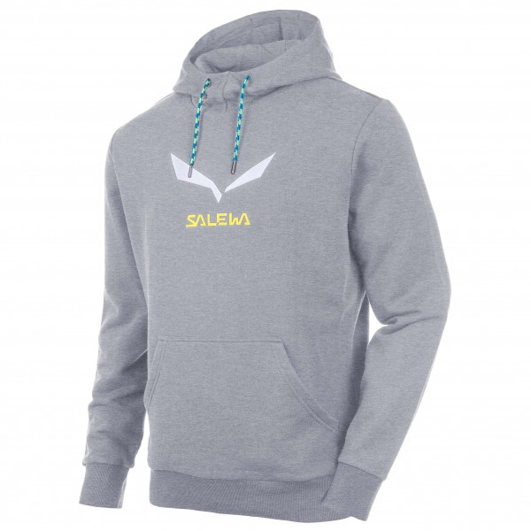 Salewa - Solidlogo 2 Cotton Hoody - Pull-over à capuche
