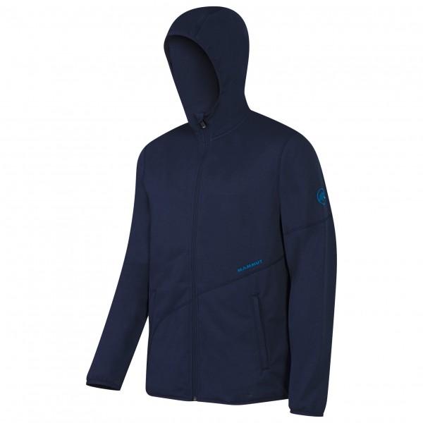 Mammut - Go Far Hooded Jacket - Fleece jacket