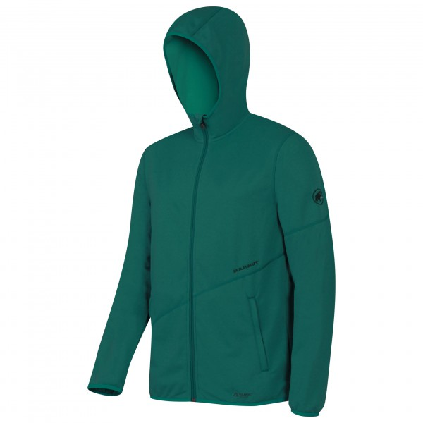 Mammut - Go Far Hooded Jacket - Fleecetakki
