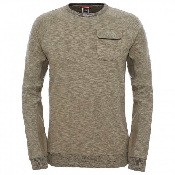 The North Face - L/S Pocket Crew - Pull-overs