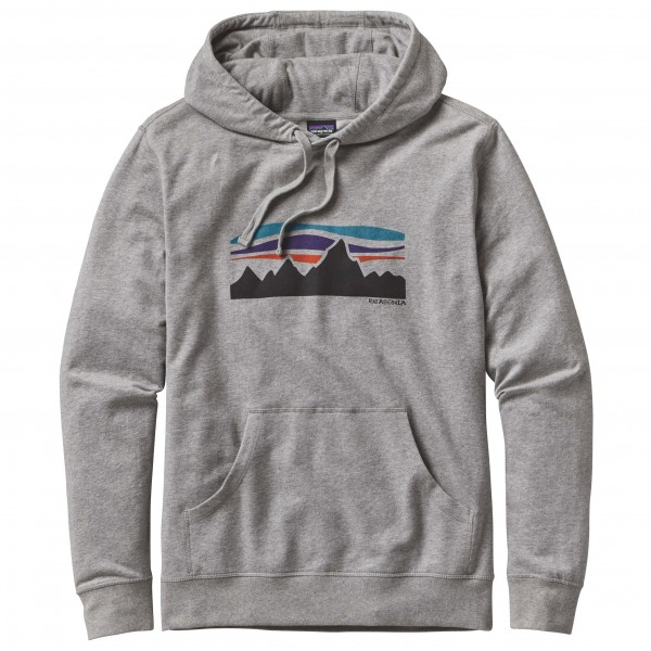 Patagonia - Fitz Roy Banner LW P/O Hooded Sweatshirt