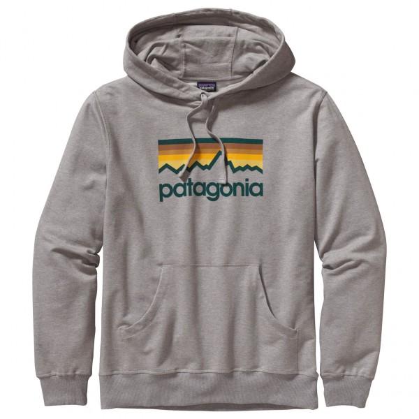 Patagonia - Line Logo MW P/O Hooded Sweatshirt - Pull-over à