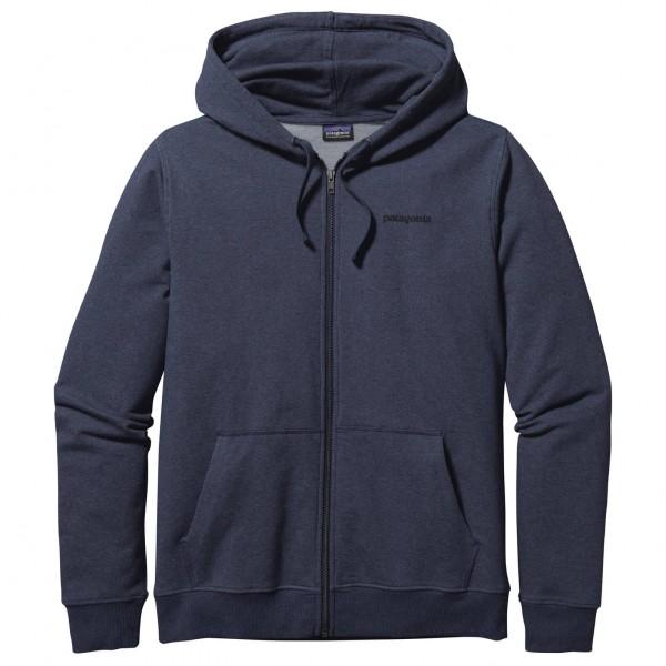 Patagonia - P6 Logo MW Full-Zip Hooded Sweatshirt