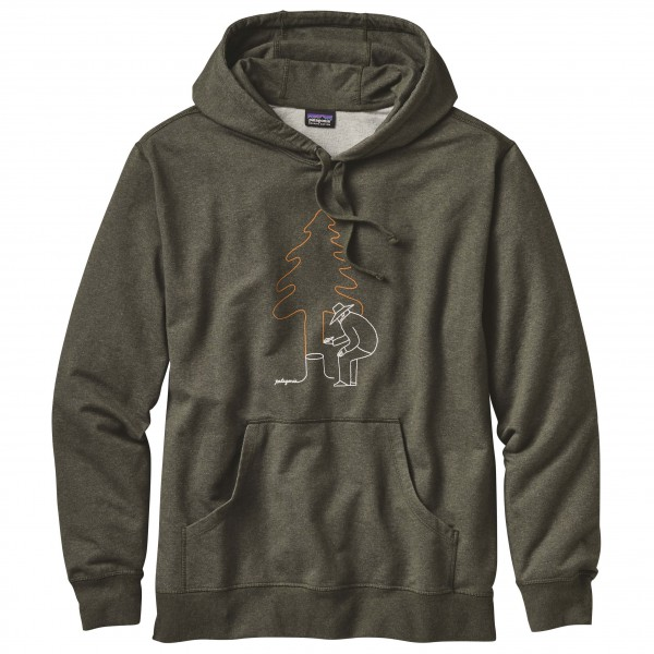 Patagonia - Tree Man MW P/O Hooded Sweatshirt - Hoodie