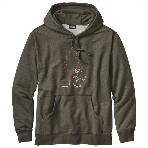 Patagonia - Tree Man MW P/O Hooded Sweatshirt - Hoodie