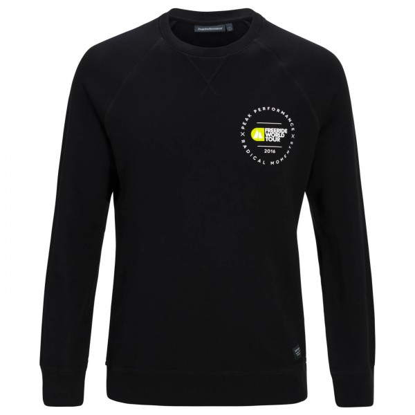 Peak Performance - FWT Crew - Pullover