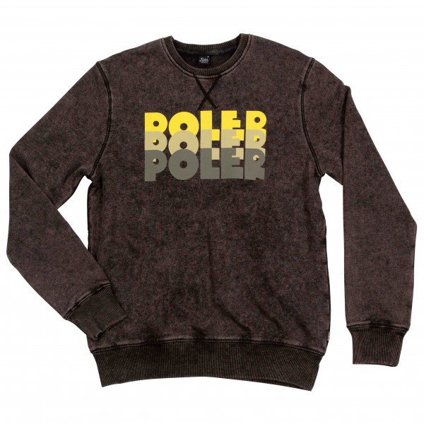 Poler - Crew Neck Levels - Pulloverit