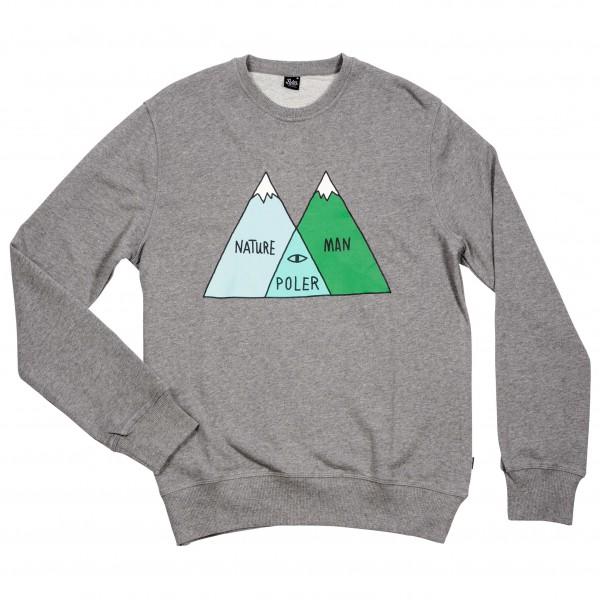 Poler - Crew Neck Venn - Pullover
