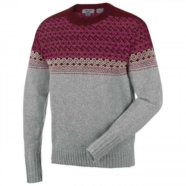Salewa - Fanes Wool Sweater - Pullover
