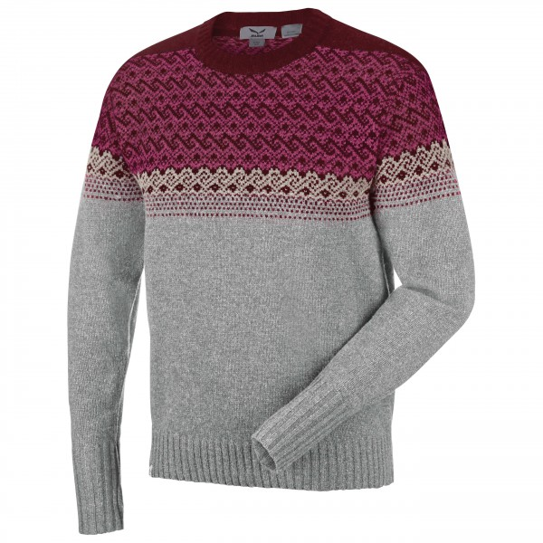 Salewa - Fanes Wool Sweater - Pulloverit