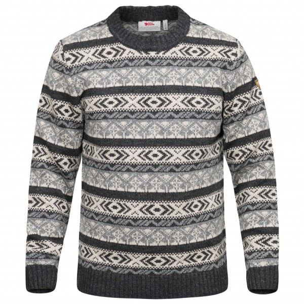 Fjällräven - Övik Folk Knit Sweater - Jumpers