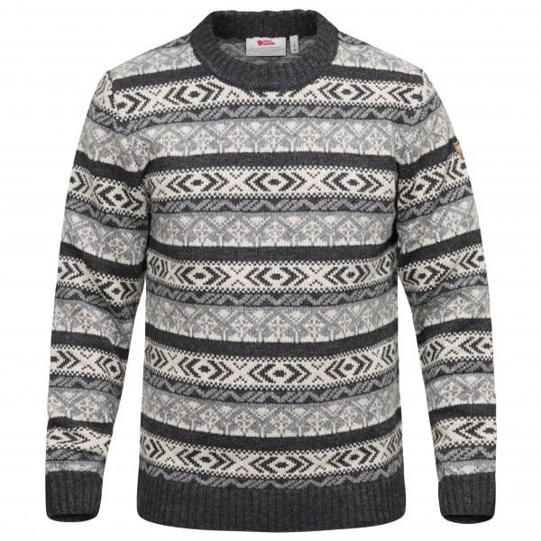 Fjällräven - Övik Folk Knit Sweater - Pulloverit