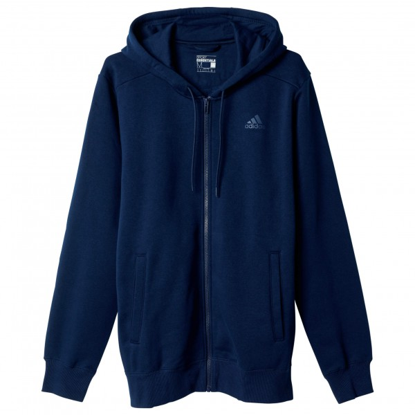 adidas - Sport Essentials Fullzip Hoodie Fleece - Pull-over