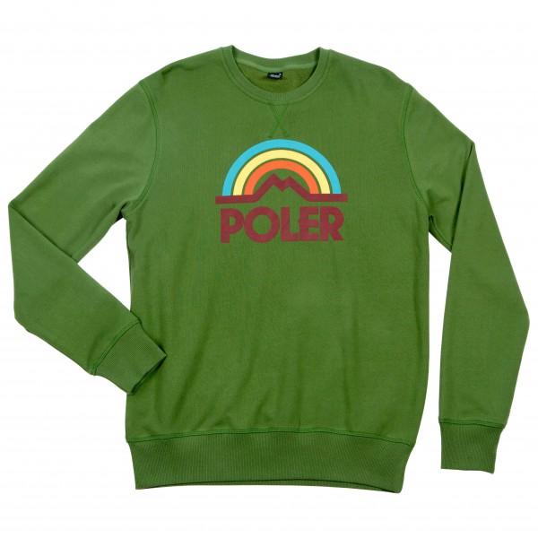 Poler - Mountain Rainbow Crew - Pullover