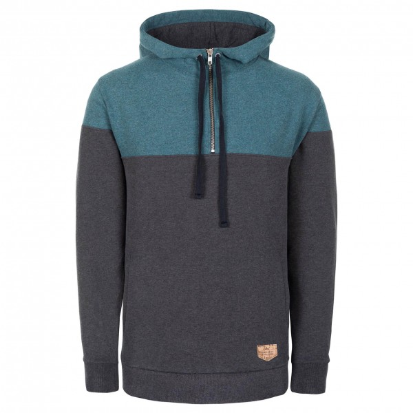 Bleed - Mountain Half-Zip Hoody - Hoodie