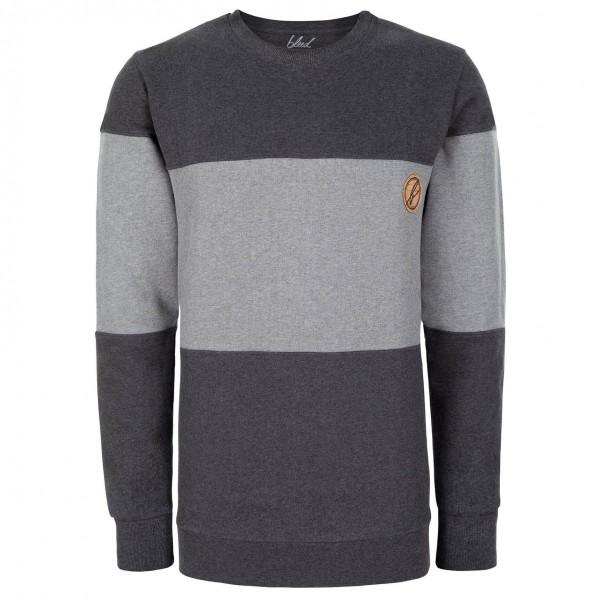 Bleed - Tree Sweater Striped - Pulloveri