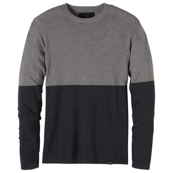 Prana - Color Block Sweater Crew - Pullover