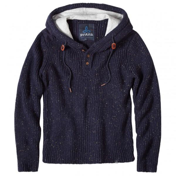 Prana - Prana Hooded Henley Sweater - Hoodie