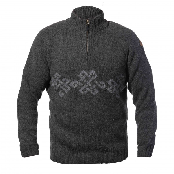 Sherpa - Kaldor Quarter Zip Sweater - Jumpers
