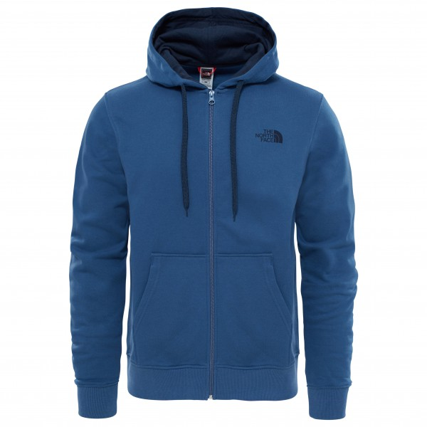 The North Face - Open Gate Fullzip Hoodie - Hoodie